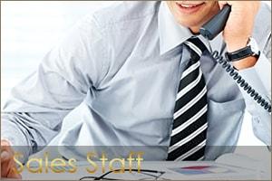 運営スタッフのイメージ