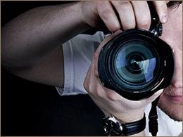 各種撮影業務のイメージ