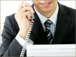 電話受付業務のイメージ