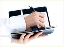 キャスト時間管理業務のイメージ