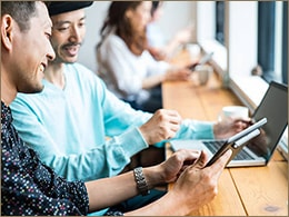IT制作チーム、フォトスタジオとの連携及び業務統括のイメージ