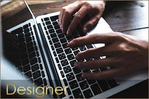 WEBデザイナー/SEのイメージ